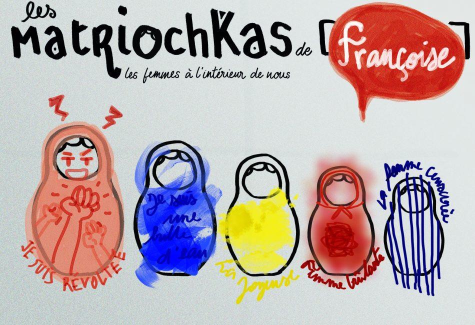 MATRIOCHKAS Francoise