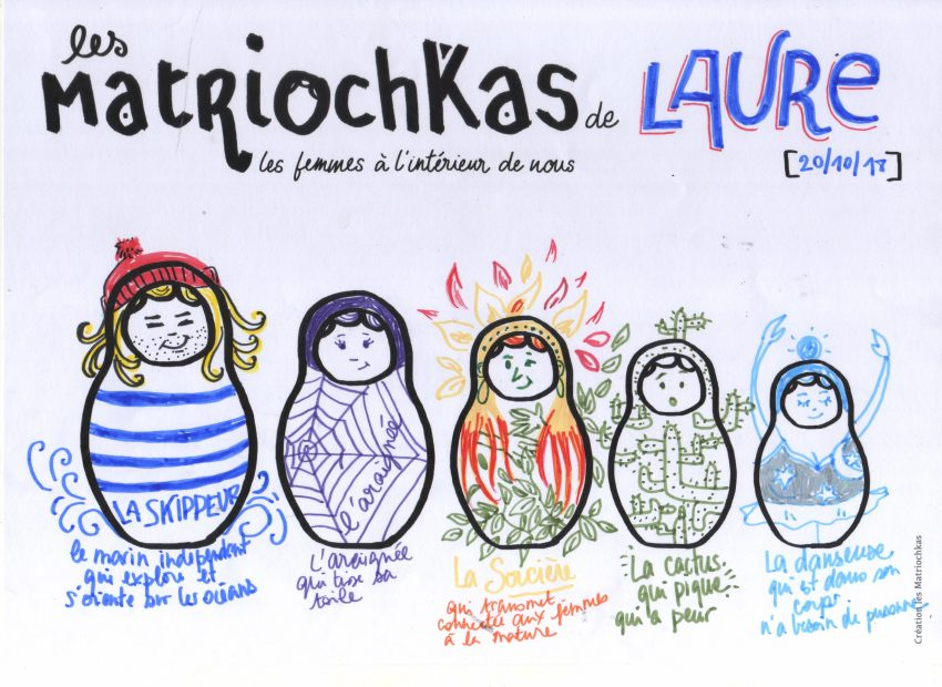 MATRIOCHKAS-laure